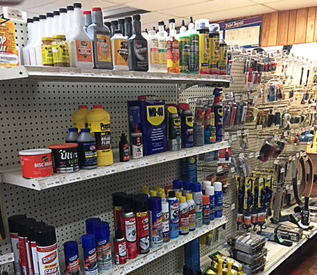 Automotive Supplies